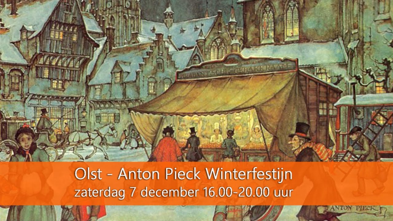 7 dec.: Anton Pieck Winterfestijn